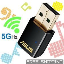 ASUS Original USB-AC51 Wi-Fi adapter Wireless Network 5G 2.4GHz 802.11ac