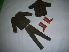 VINTAGE BARBIE KEN SIZED HOMEMADE/CLONE CLOTHES LOT OUTFIT