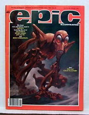 1985 EPIC Comic Magazine #30 Starlin/Jones/Wrightson