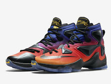 New Nike Lebron XIII DB Kian Doernbecher  Size 11  Laser Orange/Black 838989-805