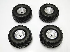 NEW TRAXXAS BIGFOOT/SKULLY/CRANIAC Wheels & Tires STAMPEDE RTG27