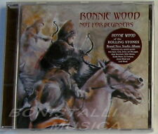 RONNIE WOOD - NOT FOR BEGINNERS - CD Sigillato
