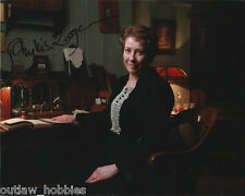 Phyllis Logan Downton Abbey Autographed Signed 8x10 Photo COA E