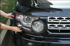 Front Head Light Lamp Protection Guards Cover for Land Rover Discovery 4 10-13