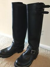 Wesco Engineer Boss Boots size 9 IML CLAW FOLSOM RECON DORE BLUF