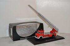 Schuco 1/43ième Mercedes-Benz L322 1958 grande échelle pompiers. Réf. 03265.