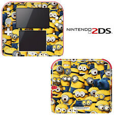 Vinyl Skin Decal Cover for Nintendo 2DS - Despicable Me Minions