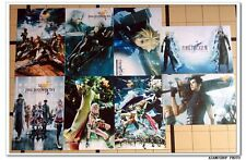 Final Fantasy  8 Posters Affiches 42x30cm