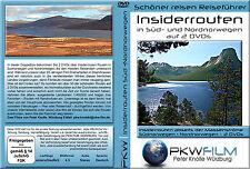 2 DVDs Insiderrouten in Süd- und Nordnorwegen