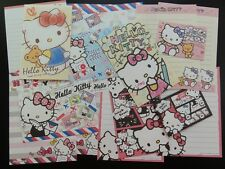 Stationery 7 Hello Kitty Mini Letter Set writing paper envelope cute kawaii lot