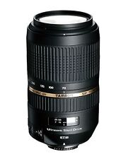 Tamron SP 70-300mm F/4.0-5.6 Di VC USD Lens For Nikon Digital SLR Cameras *NEW*