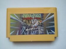 Prince of Persia and Flight of the Intruder (2 in 1)  - Famicom Nes Cartridge