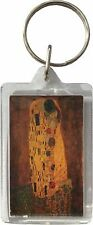 Klimt - The Kiss - PVC Keyring