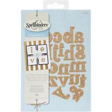 Spellbinders Dies - Victorian Letters S6-036 NEW!!!