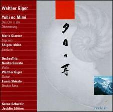 WALTHER GIGER: UYHI NO MIMI NEW CD