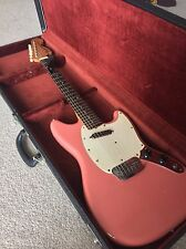 Fender Music Master 1974 with Vintage 70's Case