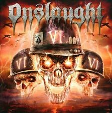 Onslaught - Vi near mint, will combine s/h