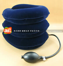 Cervical Air Neck Traction Headache Back Shoulder B02-4 Jiahe TracCollar