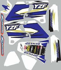 2000-2002 Yamaha YZ250f YZ426f YZ 250f 426 Graphics Decal fender shrouds sticker