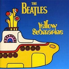 The Beatles Yellow Submarine Songtrack CD NEW SEALED 1999 All You Need Is Love+