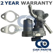 EGR VALVE EXHAUST GAS RECIRCULATION FOR FIAT DUCATO 2.2 2006 ON