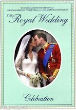 The Royal Wedding His Royal Highness Prince William Miss Catherine Middleton NEW