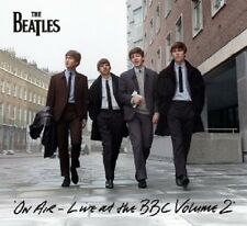 THE BEATLES - ON AIR-LIVE AT THE BBC VOL.2  (2 CD)  INTERNATIONAL POP  NEU