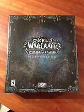 Warlords of Draenor Collectors Edition (Opened)
