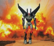 Hasbro Action Figure Transformers Robot Starscream Statue Model Cake Topper K996