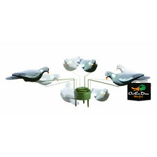 LUCKY DUCK EDGE BY EXPEDITE TRIPLE PLAY MOTION FEEDING WOOD PIGEON DOVE DECOYS