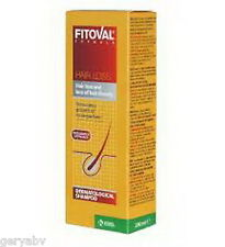 Fitoval Hair Loss Treatment Shampoo 100 ml. Hair growth shampoo FAST DELIVERY