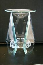 Glass Essential Oil Burner. Beautiful Shape, use to vaporise your essential oils