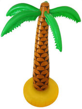 "Inflatable Palm Tree 6ft 168cm 72""  Luau Hawaiian Summer Party UK SELLER QUICK"