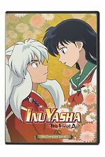 InuYasha . The Final Act . Complete Series . 26 Episodes Inu Yasha Anime . 4 DVD