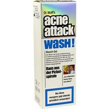 ACNE attack wash Gel     200 ml      PZN 9785333