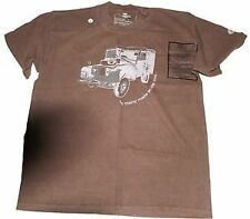 New Genuine Land Rover Gear 'So Many Roads' T-Shirt Size Small TSH2361MDSS