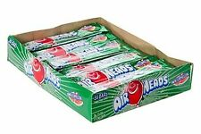 Watermelon Air Heads Chewy Taffy Candy Candies Wrapped 36 Count 1 Box