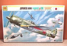 1/48 OTAKI JAPANESE ARMY FIGHTER Ki100 GOSHIKI MODEL KIT # OT2-15