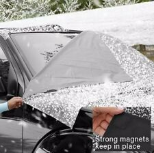 SUV Truck Windshield Cover Tarp Protect Snow Ice Frost Freeze Winter JH Smith