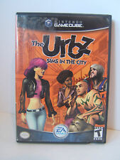 The Urbz Sims in the City Gamecube Game Nintendo Wii Tested Working