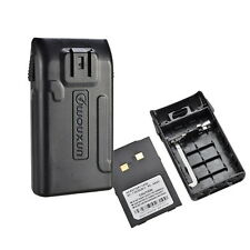 AA Battery Case For Wouxun KG-UVD1P KG-UV6D KG-689 699 679 Plus Two Way FM Radio