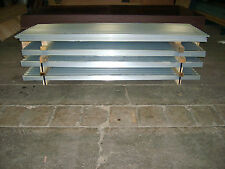 50 NEW  GALVANIZED CORRUGATED ROOF SHEETS 8FT x 30inch cover