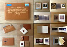 SHUMON AHMED - WHAT I HAVE FORGOTTEN... - 1st ED. - SIGNED - SCARCE PHOTOBOOK