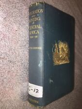 Alfred Gibbons Exploration & Hunting Big Game Hunts Africa African Lions Buffalo