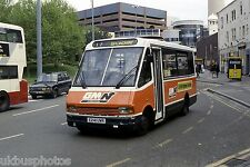 Greater Manchester North 1691 Liverpool 1995 Bus Photo