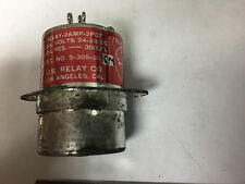 U.S. RELAY CO. S-309-20CM 2AMP 2PDT  COIL VOLTS 24-28 DC