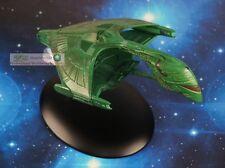 Eaglemoss STAR TREK Romulan Warbird Druckguss Metall Modell Raumschiff A615