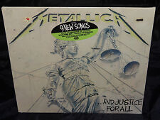 Metallica And Justice For All SEALED USA 1988 1ST PRESS 2 LP SET W/ HYPE STICKER
