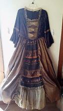 Medieval Renaissance Queen Dress