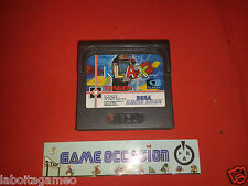 KLAX GAME GEAR GAMEGEAR SEGA PAL